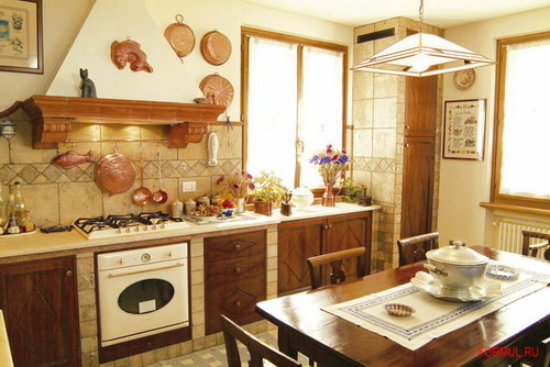 Кухня Castellan Dakota