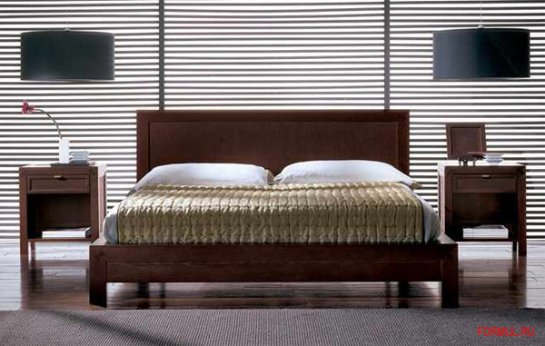 Спальный гарнитур Bamax Shogun Art. 58.361