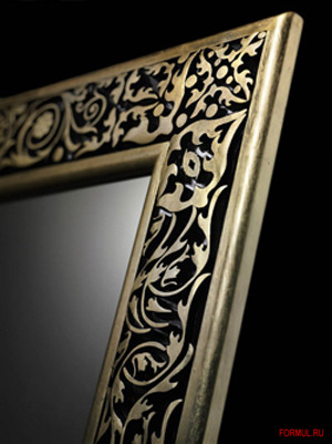 Зеркало Castellan Vip gold