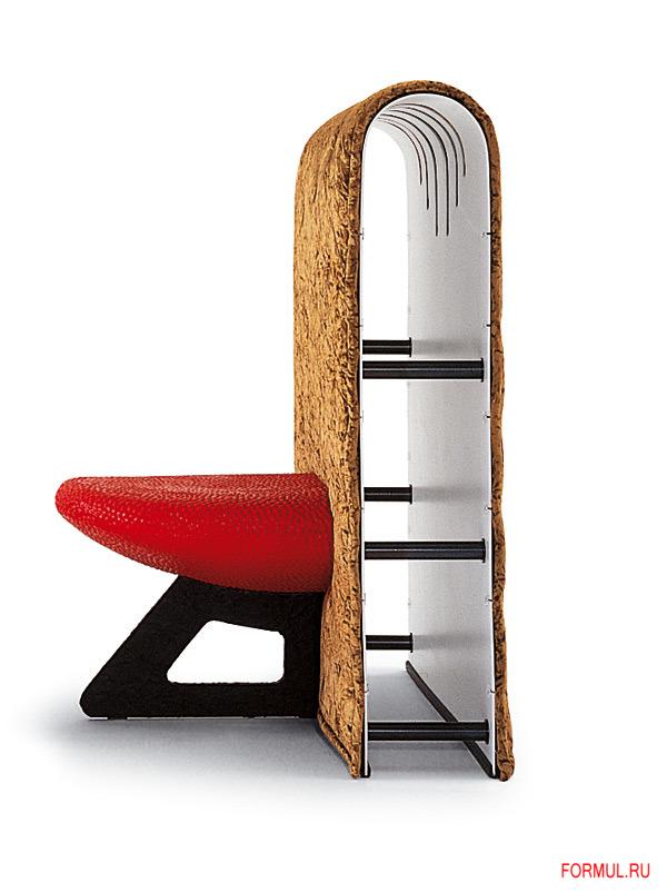 Кресло Meritalia La Smorfia