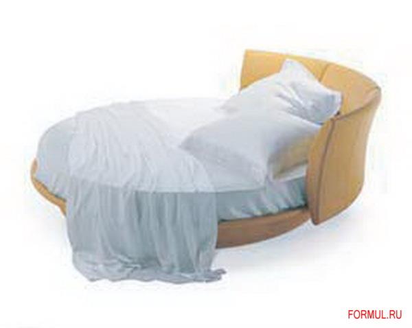 Кровать Poltrona Frau Lullaby Due