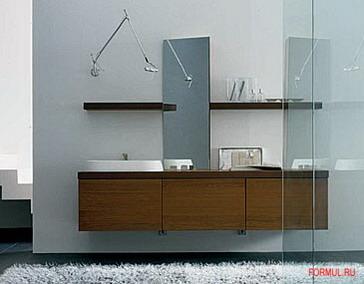 Комплект мебели для ванной Arcom Karma