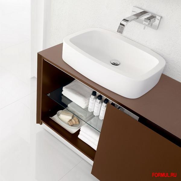 Комплект мебели для ванной Arcom La Fenice