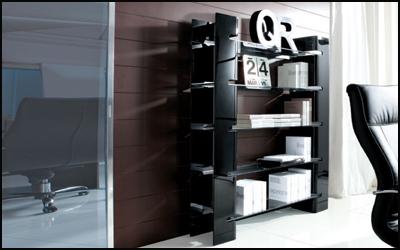 Книжные шкафы и витрины