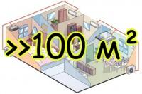 Коллекция более 100 м²