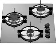 Коллекция Газовые варочные<br>поверхности на стекле