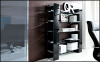Коллекция Книжные шкафы и витрины