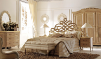 Коллекция Antique white and bleached gold/Ceruse and gold