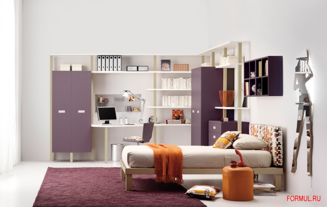 Дизайн комнаты для подростка фото 2016-2017 современные