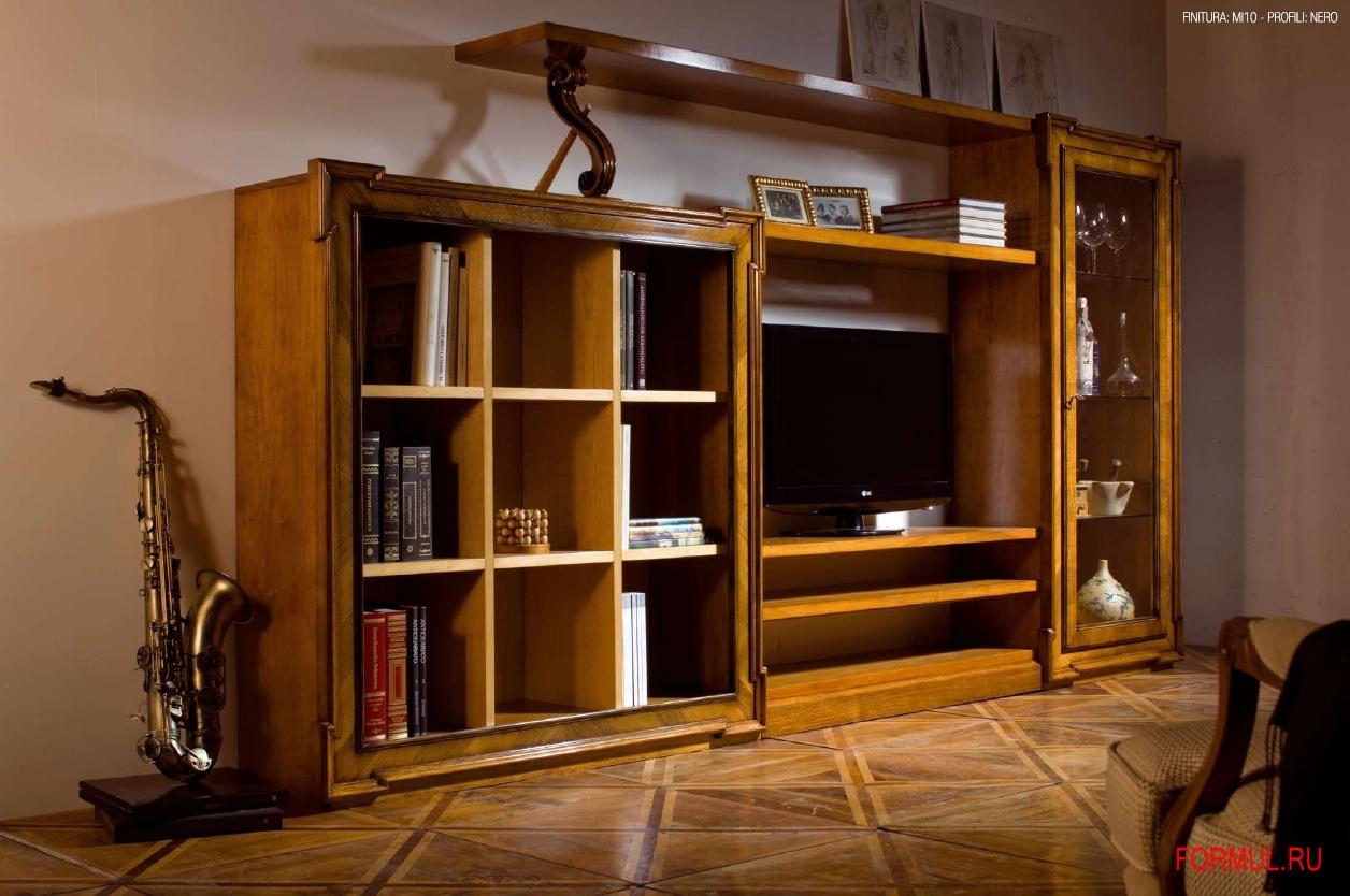 Библиотека faber du.0001.bu купить мебель для гостиной итали.