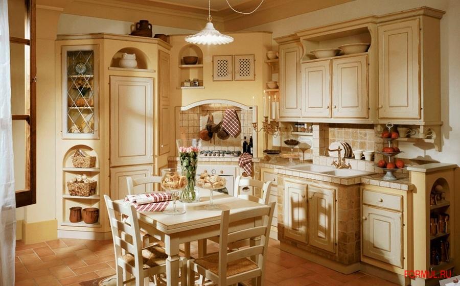 Кухня Le Cucine Dei Mastri Mastro CECCO White   Купить Мебель для ...