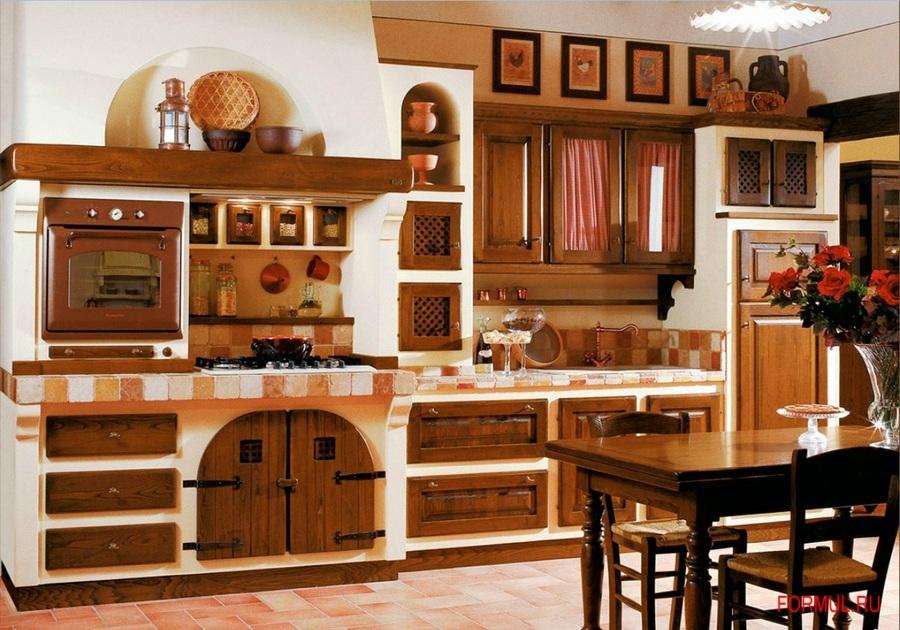 Кухня Le Cucine Dei Mastri Mastro GIUSEPPE | Купить Мебель для Кухни ...