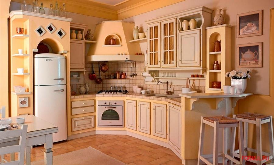Кухня Le Cucine Dei Mastri Mastro DANTE | Купить Мебель для Кухни Италия