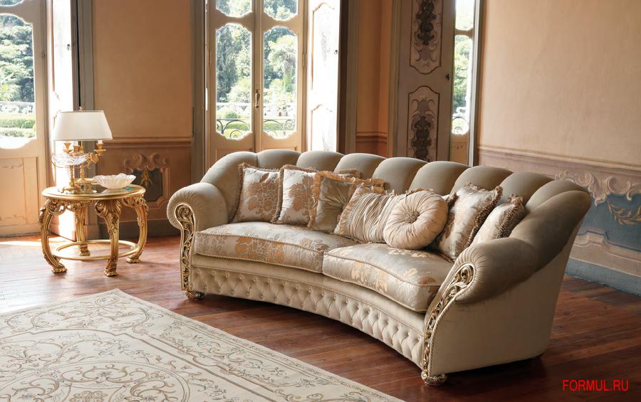 Диван Pigoli Althea - Салон мебели из Италии LUSSO - marketstri