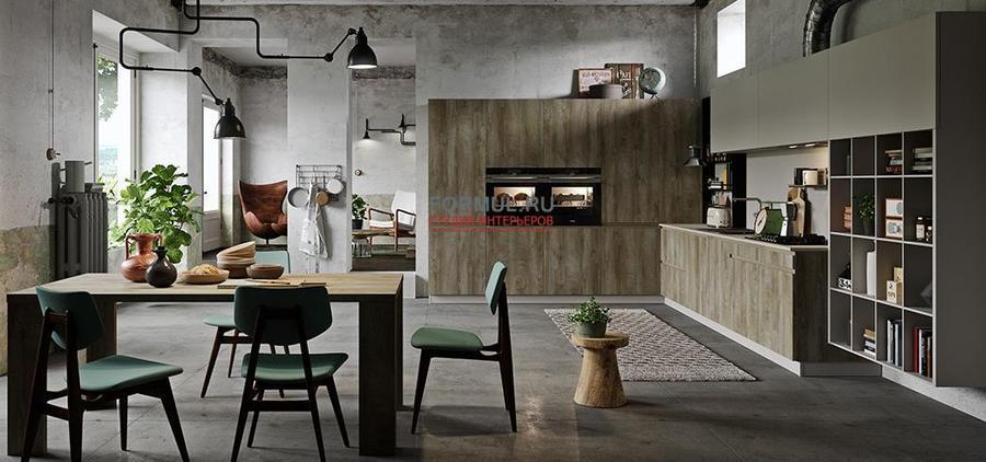 Кухня Astra S.P.A. Cucine LINE DAKOTA | Купить Мебель для Кухни Италия