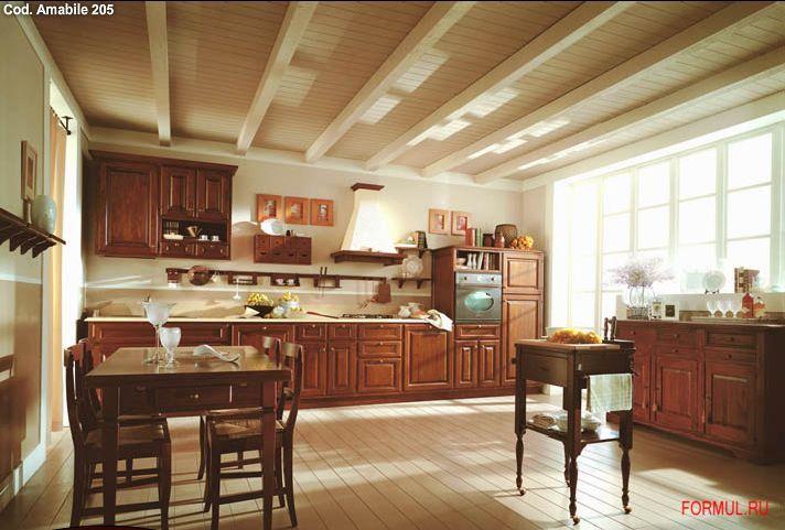 Кухня Tiferno Amabile 205.