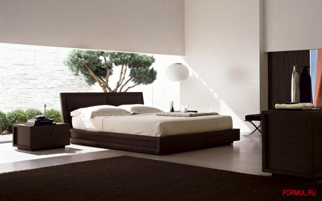 итальянская спальня, корзина для белья в ванную и мебель деревянная для...