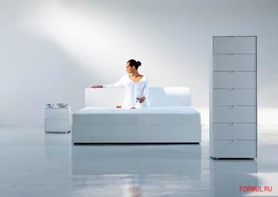 Кровать Rivolta Metropolitan