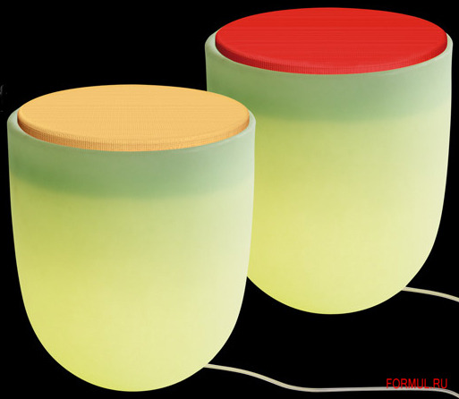 Лампа Modoluce Campanone pouff