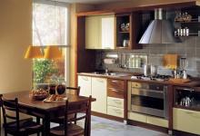 Интер Мебель - итальянские кухни в Москве. Купить элитные