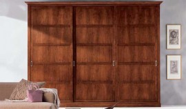 Lisa Art. 71.333 Шкаф с 3-мя раздвижными створками. Размеры: 326х67х247,5см.