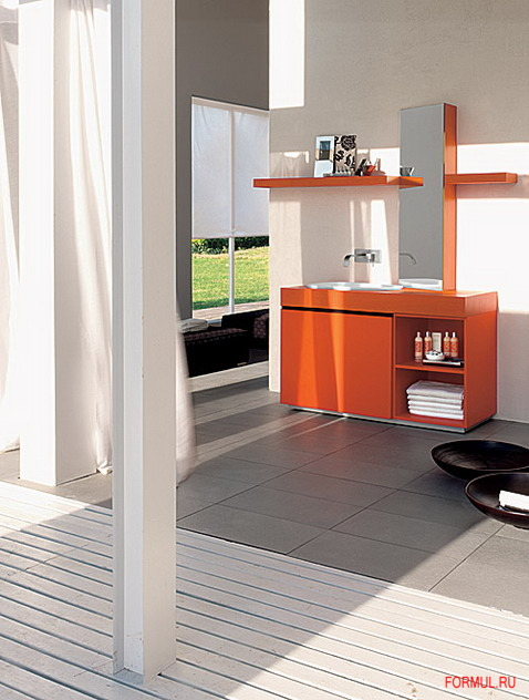 Комплект мебели для ванной Arcom Goya
