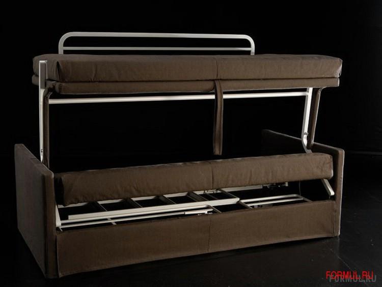 не дорогая мебель диван трансформер в двухъярусную кровать в спб