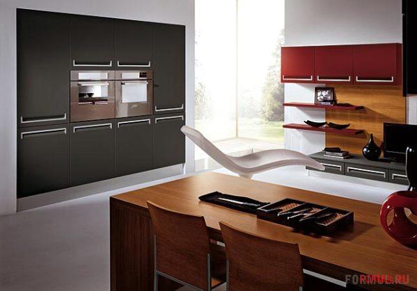 Обставляем кухню, выбираем мебель.