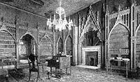 дворцовые интерьеры